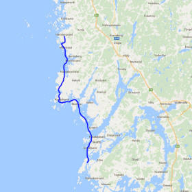 hamburgsund kart Logg
